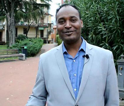 Mebratu Gebrie from Ethiopia