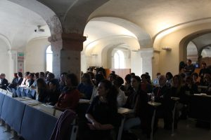 The INVITE conference on innovative doctoral training (Verona, 16/11/2018)