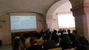 The first INVITE conference (Verona, 16/11/2018)