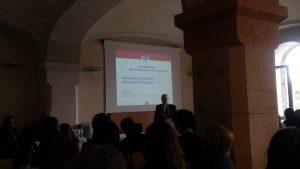 Klaus Haupt, REA - European Commission (Verona, 16/11/2018)