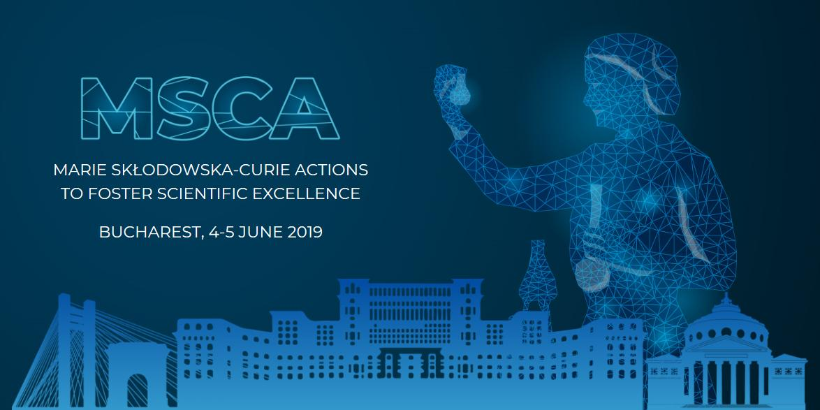 The MSCA Presidency Conference 2019 took place in Bucharest, Romania on 4 and 5 June 2019