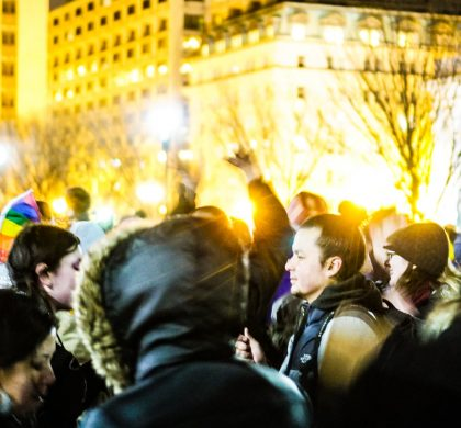 """""""2017.02.03 WERK in Solidarity- Celebrating Intersectionality & Resistance Washington, DC USA 00378"""" by Ted Eytan"""