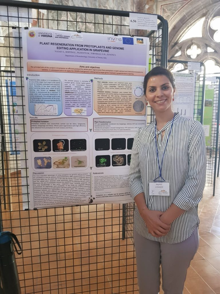 Samanah Najafi  was awarded the Best Poster award at the 63rd SIGA Annual Congress