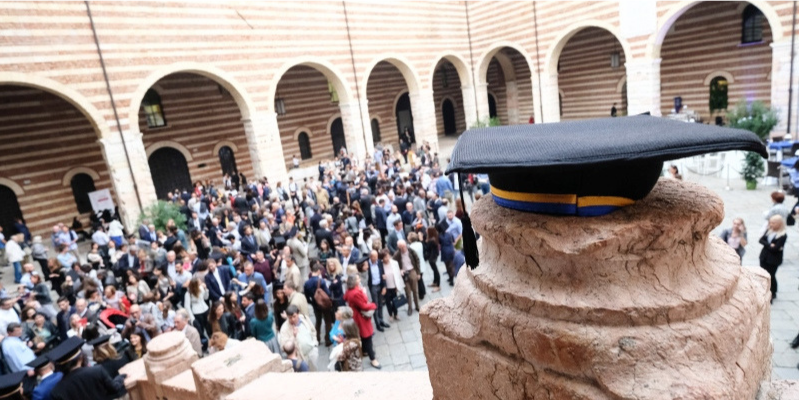 The University of Verona is looking for PhD candidates