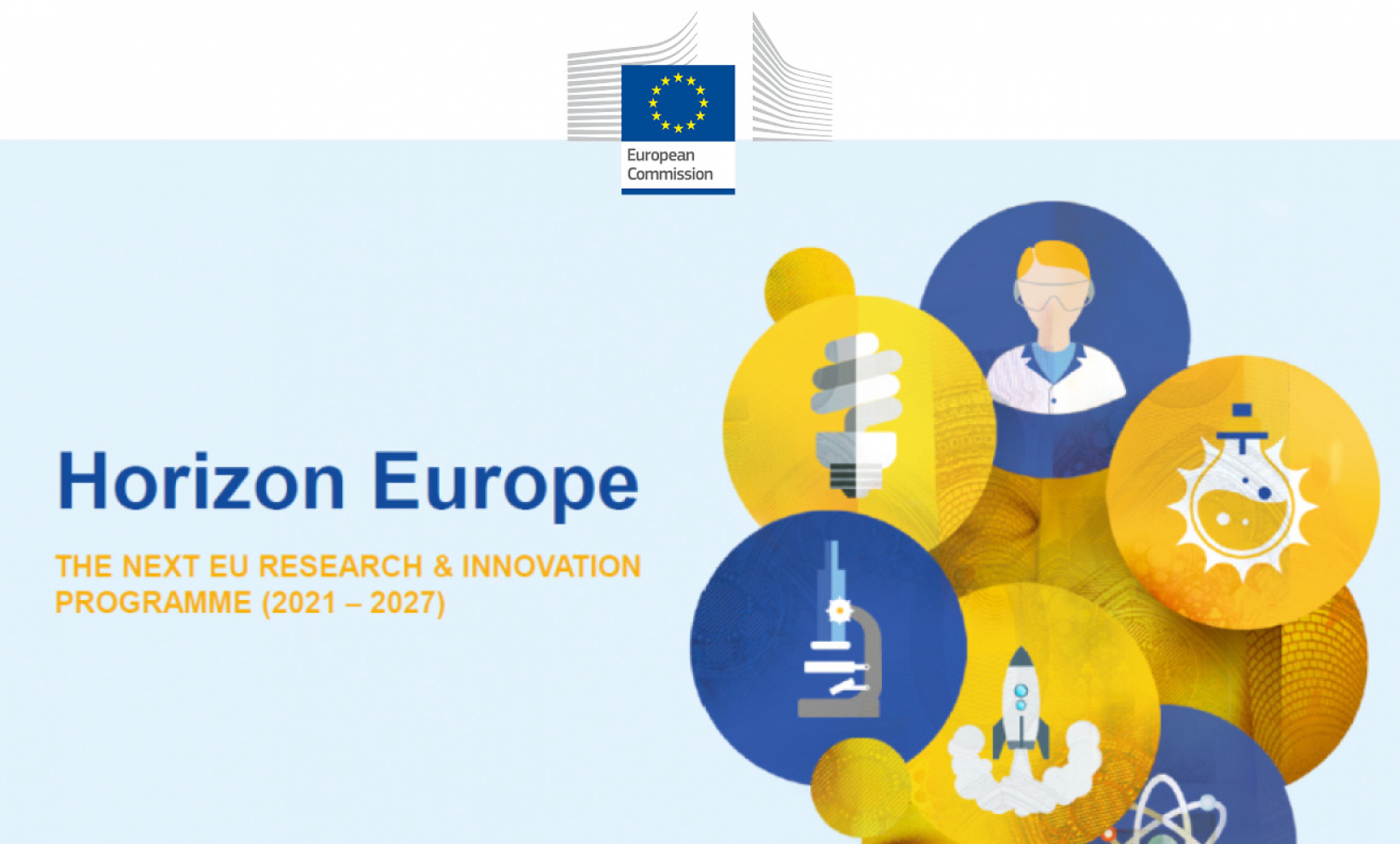 Horizon Europe is the EU funding programme for research and innovation for 2021-2028