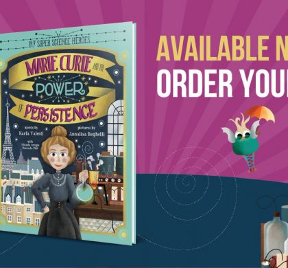 My Super Science Heroes: the perfect gift for budding researchers