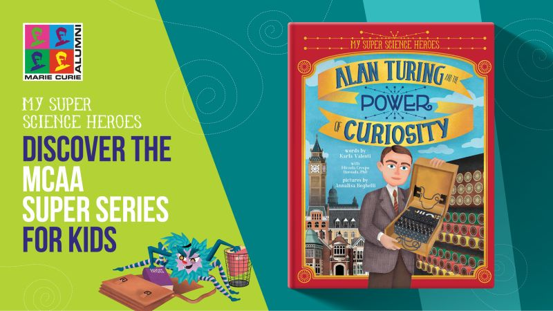 Alan Turing: curiosity is the superpower of the new science hero